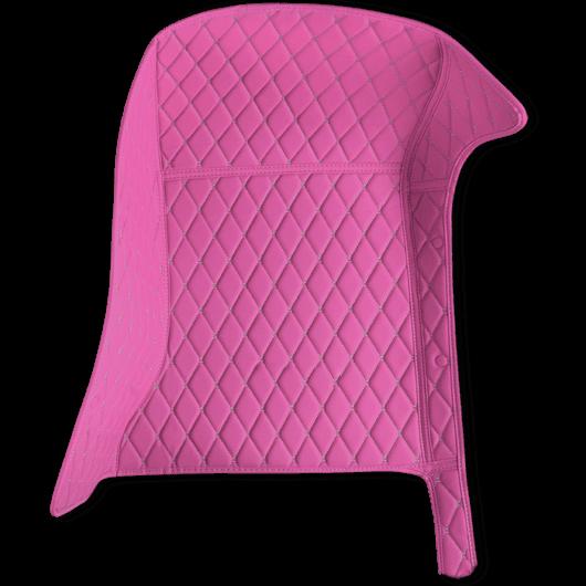 pink autószőnyeg